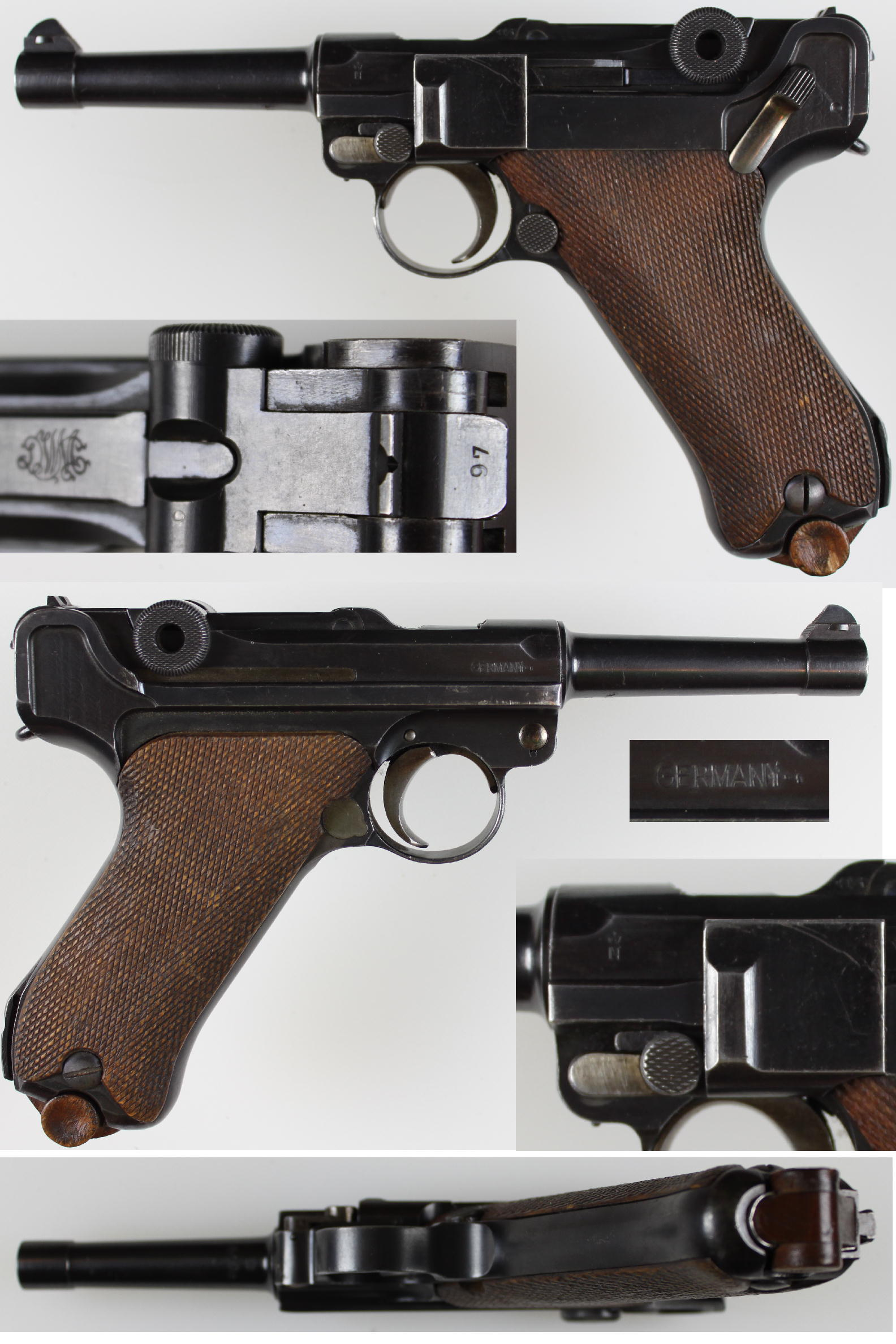 P08 Luger Parabellum Items For Sale